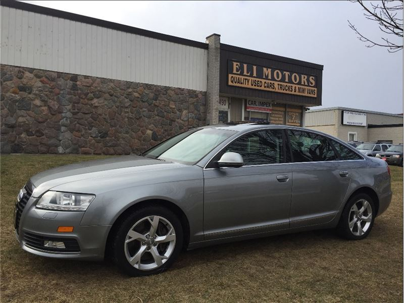 Pre-Owned 2009 Audi A6 Turbo Quattro