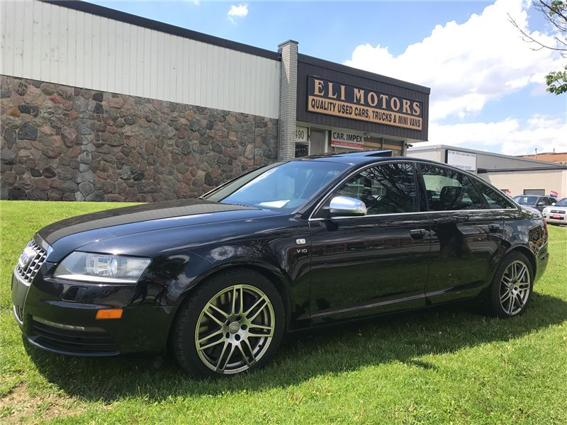 Pre-Owned 2007 Audi S6