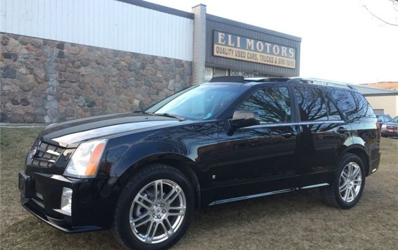 Pre-Owned 2008 Cadillac SRX 4