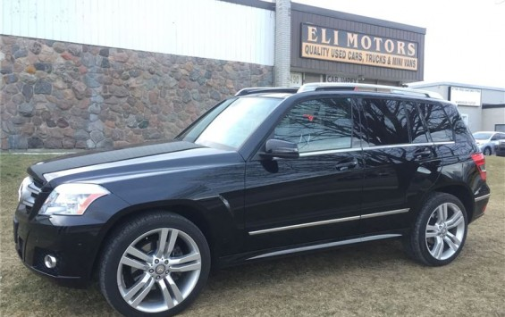 Pre-Owned 2011 Mercedes-Benz GLK 350