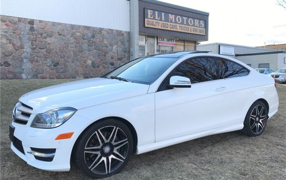 Pre-Owned 2013 Mercedes-Benz C350