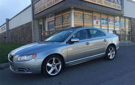 2010 Volvo S80 T6 – Premium Package