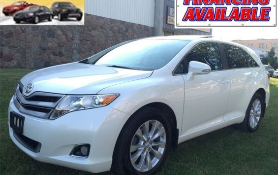 Pre-Owned 2015 Toyota Venza