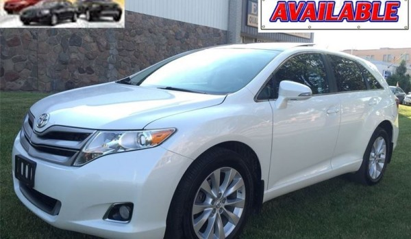 2015 Toyota Venza XLE – Ultra Premium Package