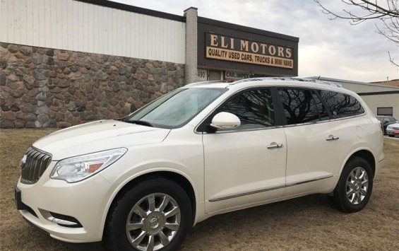 Pre-Owned 2014 Buick Enclave