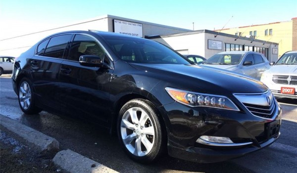 Pre-Owned 2014 Acura RLX