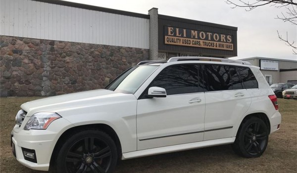Pre-Owned 2012 Mercedes-Benz GLK 350