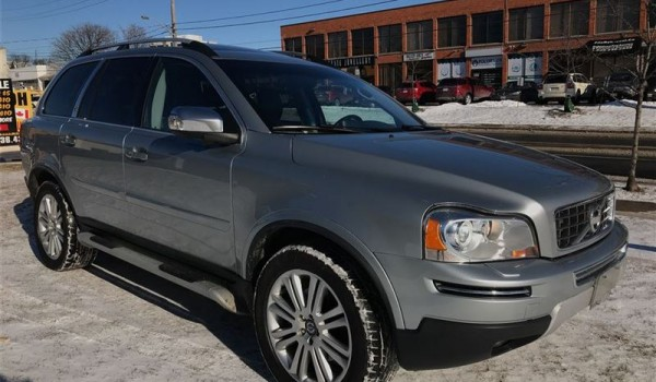 2010 Volvo XC90 – Executive Package