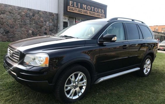 2007 Volvo XC90 Premium Package