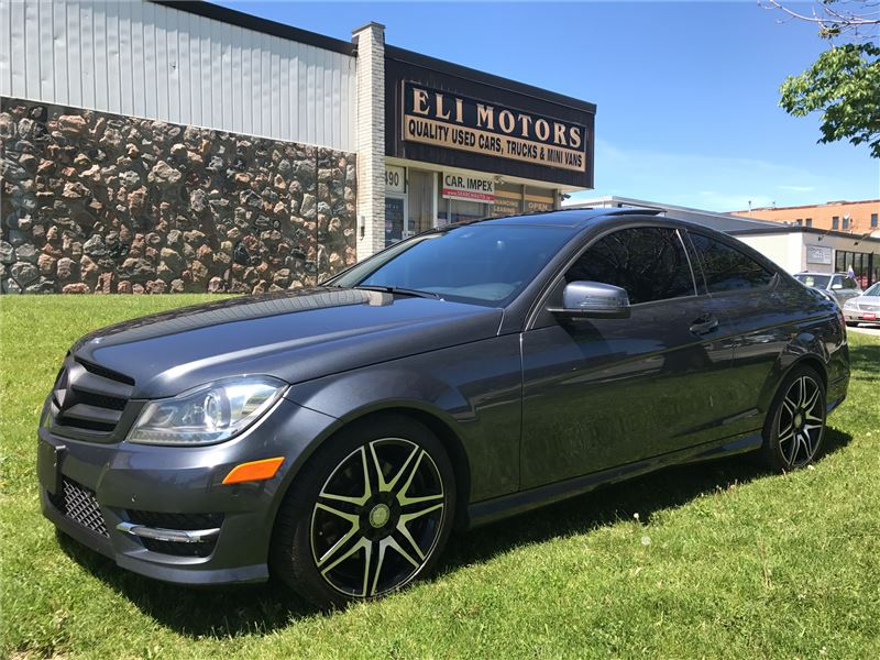 2014 Mercedes-Benz C350 – AMG Package