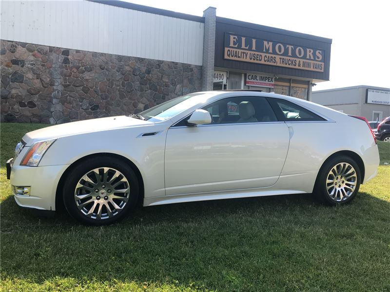 2014 Cadillac CTS4 Coupe