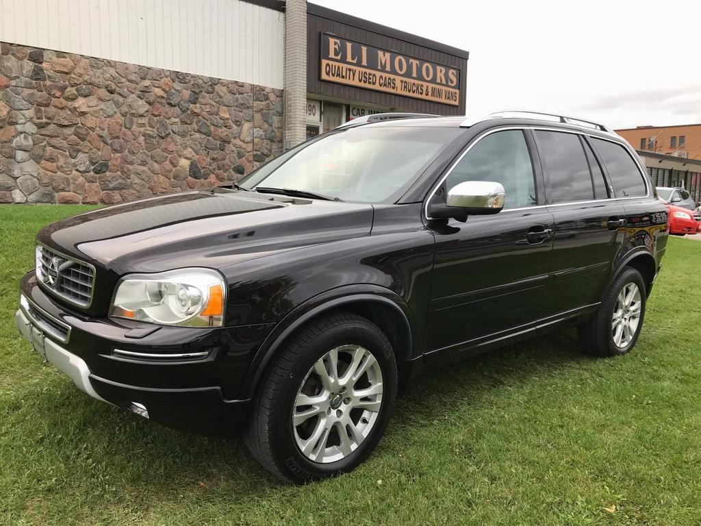 2013 Volvo XC90 Executive Lite
