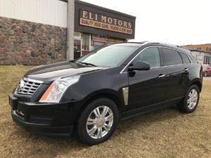 2016 Cadillac SRX 4 Luxury