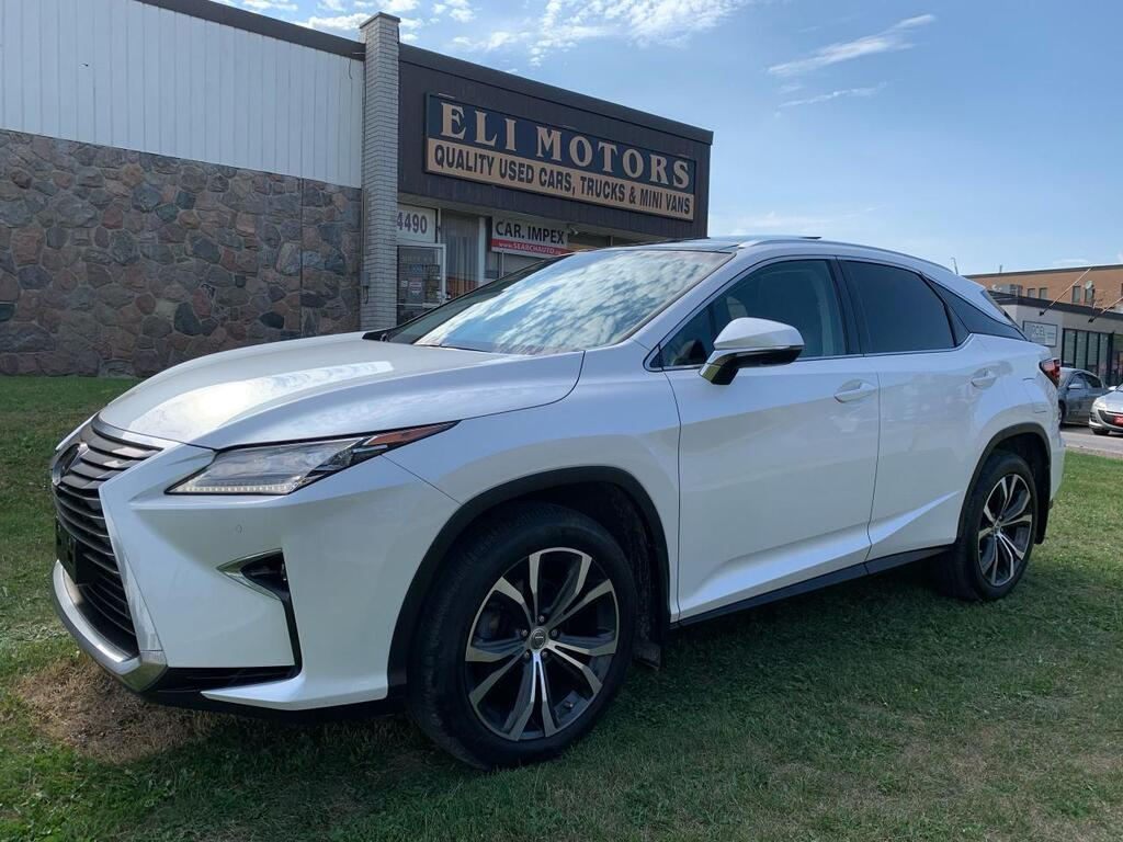 2016 Lexus RX350 Executive