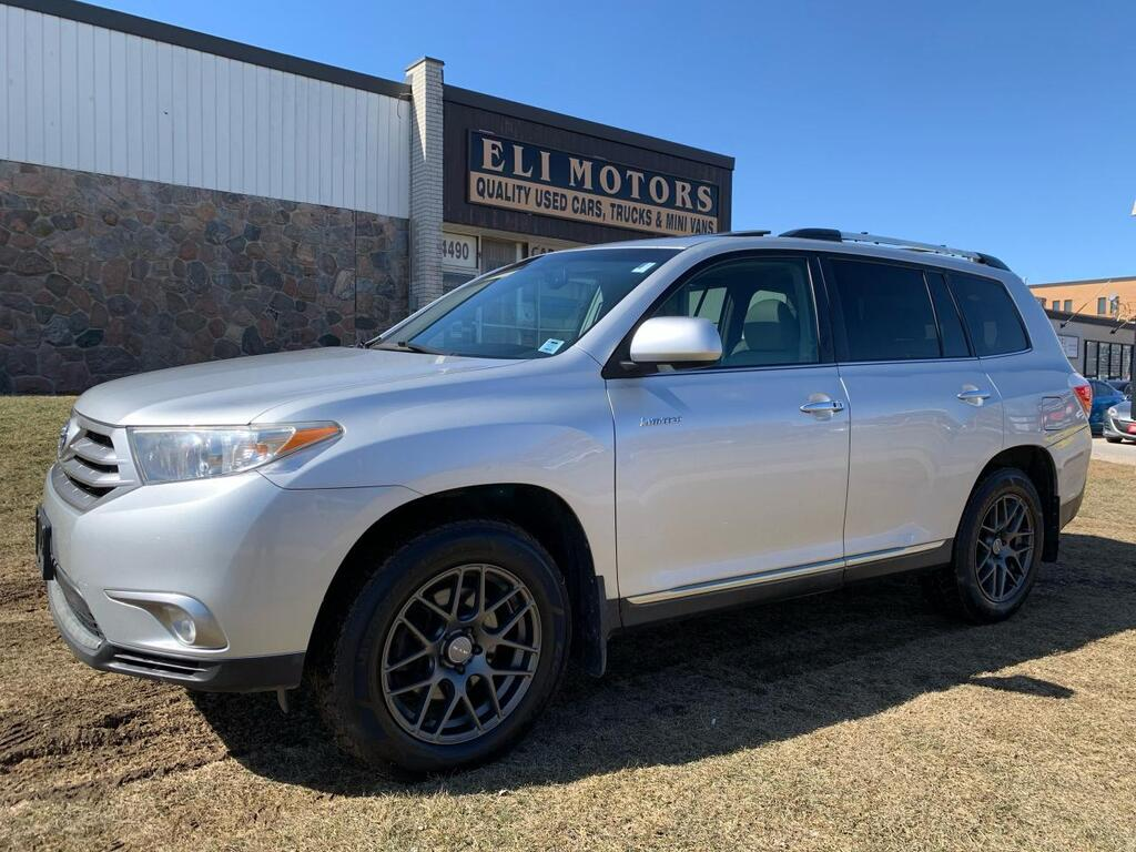 2011 Toyota Highlander LTD