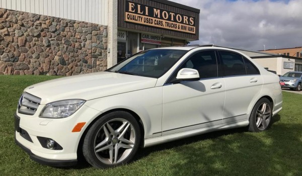 2009 Mercedes-Benz C300 4MATIC