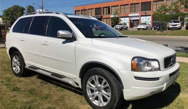 2014 Volvo XC90 Executive Package